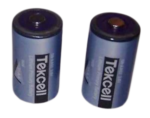 1/2 AA Battery set